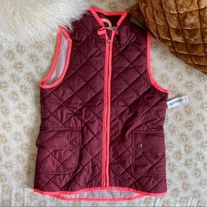 Old Navy | XL(14) girls vest jacket